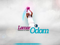 Lamar Odom Welcome To Dallas Wallpaper