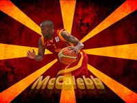 Lester Bo McCalebb Macedonia Team Wallpaper