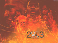 MJ Dunks Compilation 1680x1050 Wallpaper