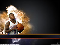 Nate Robinson OKC Thunder Wallpaper