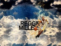 Reggie Miller 1600x900 Wallpaper