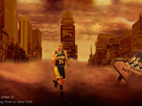 Reggie Miller Pacers 31 1440x900 Wallpaper