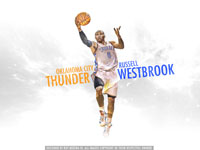 Russell Westbrook 2560x1600 Widescreen Wallpaper