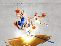 Stephen Curry Warriors 1440x900 Wallpaper
