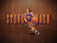 Steve Nash Suns 2012 Widescreen Wallpaper