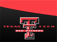 Texas Tech Red Raiders Logo 1920x1080 Wallpaper