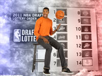 Tristan Thompson 2011 NBA Draft Widescreen Wallpaper