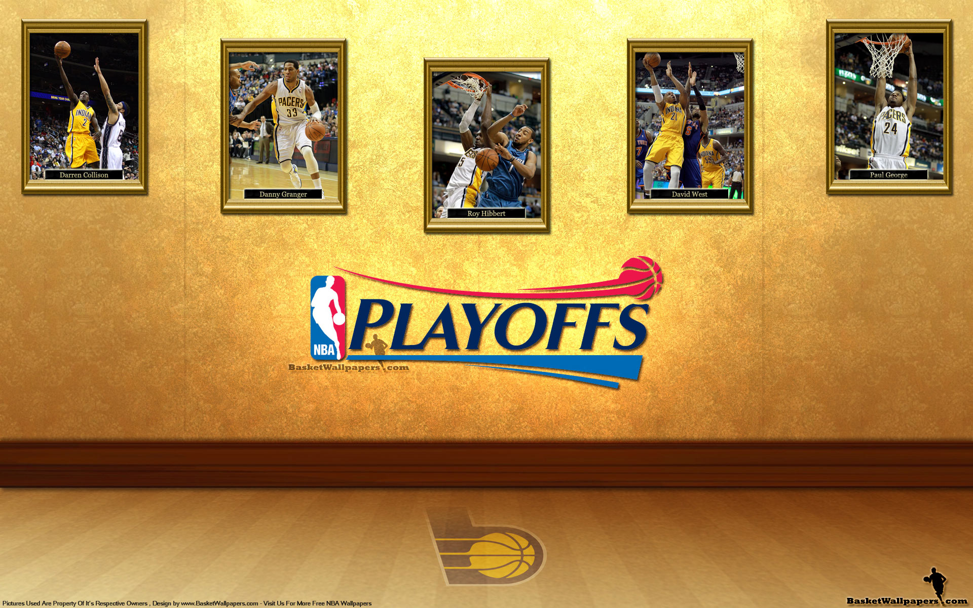 Indiana Pacers See You In Playoffs 2012 Wallpaper   Basketball ...