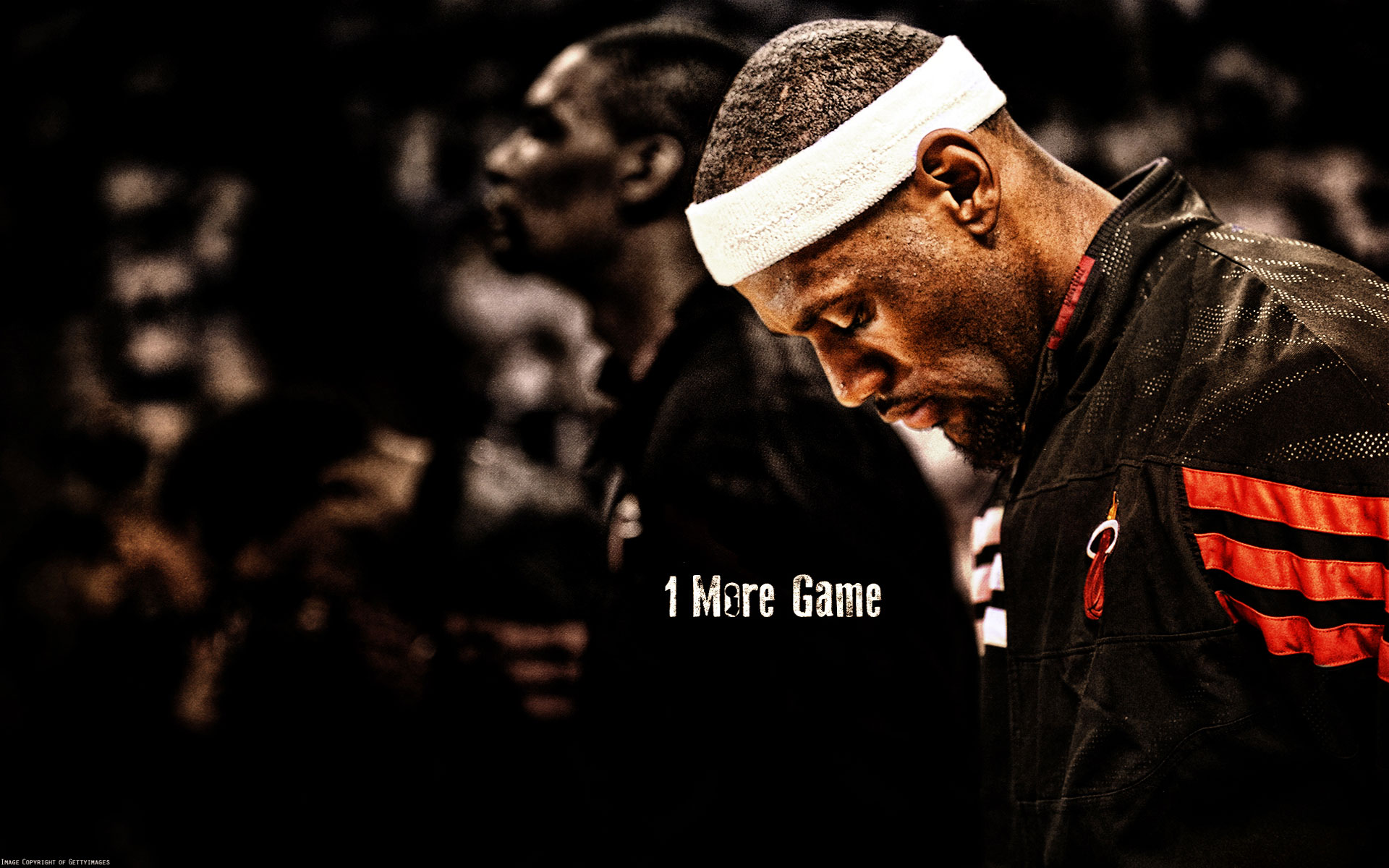 LeBron James 1 More Game 1920×1200 Wallpaper | Basketball ...