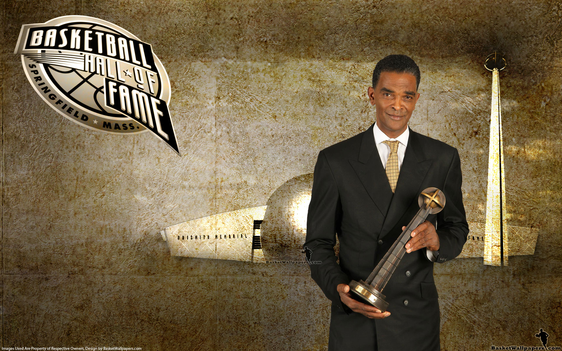 Ralph Sampson Hall of Fame 2012 Wallpaper