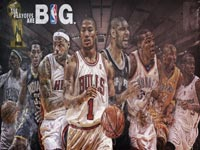 2012 NBA Playoffs Stars 1920x1080 Wallpaper