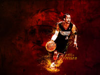 Allen Iverson 76ers 2560x1440 Wallpaper