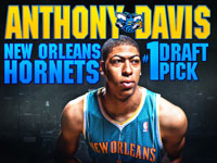 Anthony Davis Hornets 1280x960 Wallpaper
