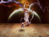 Blake Griffin 2012 1920x1200 Dunk Wallpaper