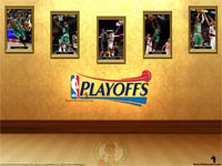 Boston Celtics See You In Playoffs 2012 Wallpaper