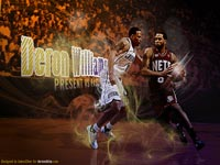 Deron Williams Past And Present 2560x1600 Wallpaper