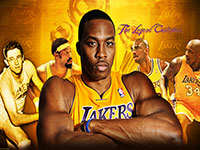 Dwight Howard And Legendary Lakers Centers 1920x1200 Wallpaper