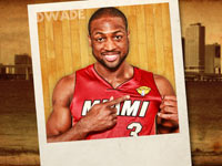 Dwyane Wade 2012 NBA Finals 1920x1200 Wallpaper