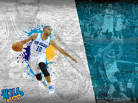 Eric Gordon New Orleans Hornets 1280x1024 Wallpaper