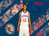 Evan Turner Philadelphia 76ers 2012 1920x1080 Wallpaper