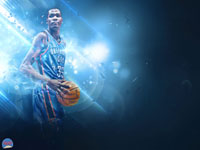 Kevin Durant Thunder 1920x1080 Wallpaper