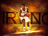 Kyrie Irving 1440x900 Wallpaper