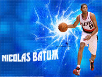 Nicolas Batum Trail Blazers 1920x1200 Wallpaper