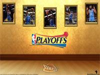 Oklahoma City Thunder See You In Playoffs 2012 Wallpaper