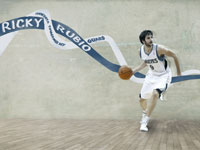 Ricky Rubio 1920x1080 Wallpaper
