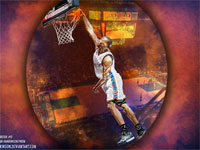 Russell Westbrook Thunder 1920x1200 Wallpaper