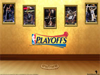 San Antonio Spurs See You In Playoffs 2012 Wallpaper