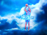 Toney Douglas Knicks 1600x900 Wallpaper