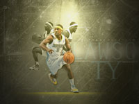 Ty Lawson Denver Nuggets 1600x900 Wallpaper