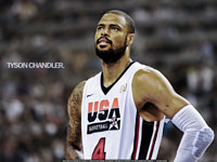 Tyson Chandler London 2012 2560x1600 Wallpaper