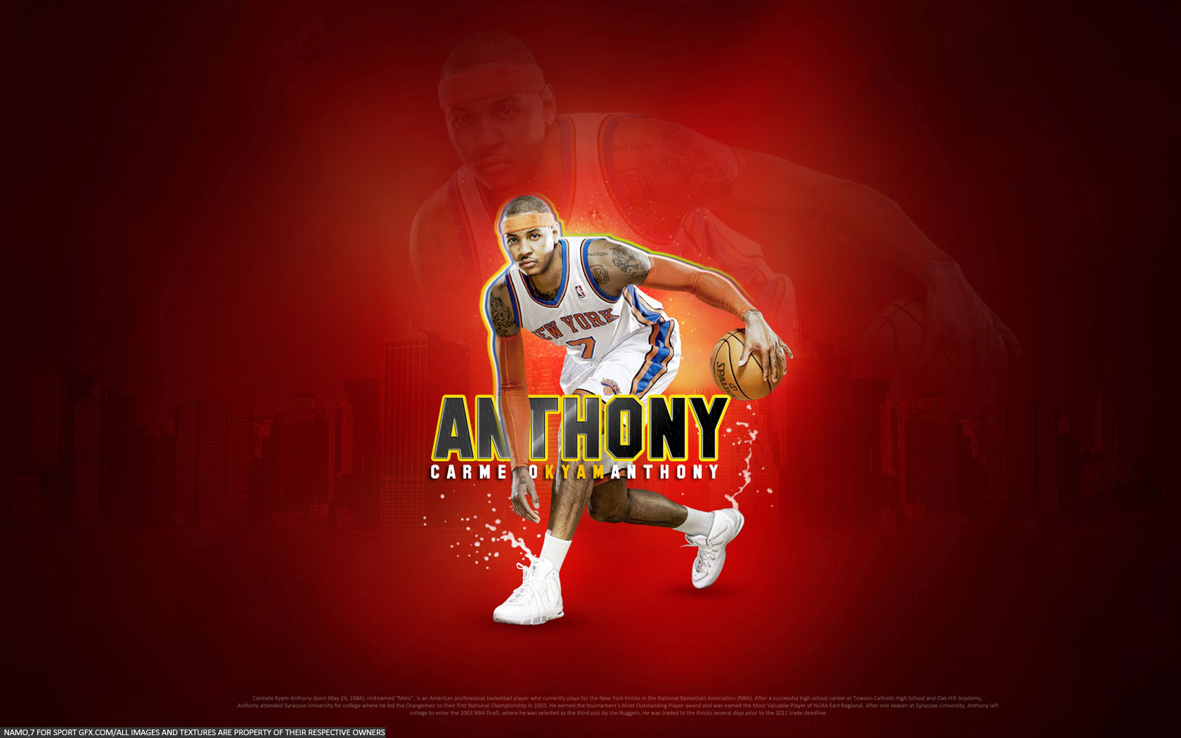 New York Knicks Wallpaper The Wallpaper