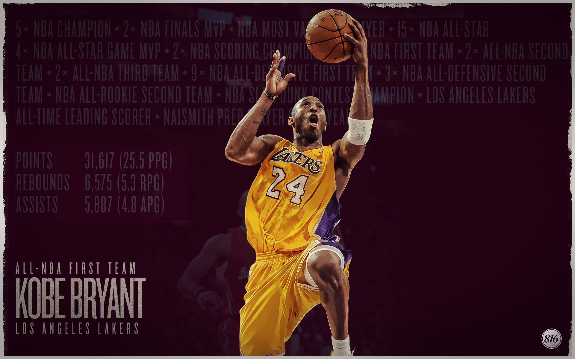 Kobe bryant 2013 all nba first team 19201200 wallpaper kobe bryant 2013 all nba first team 19201200 wallpaper voltagebd Image collections