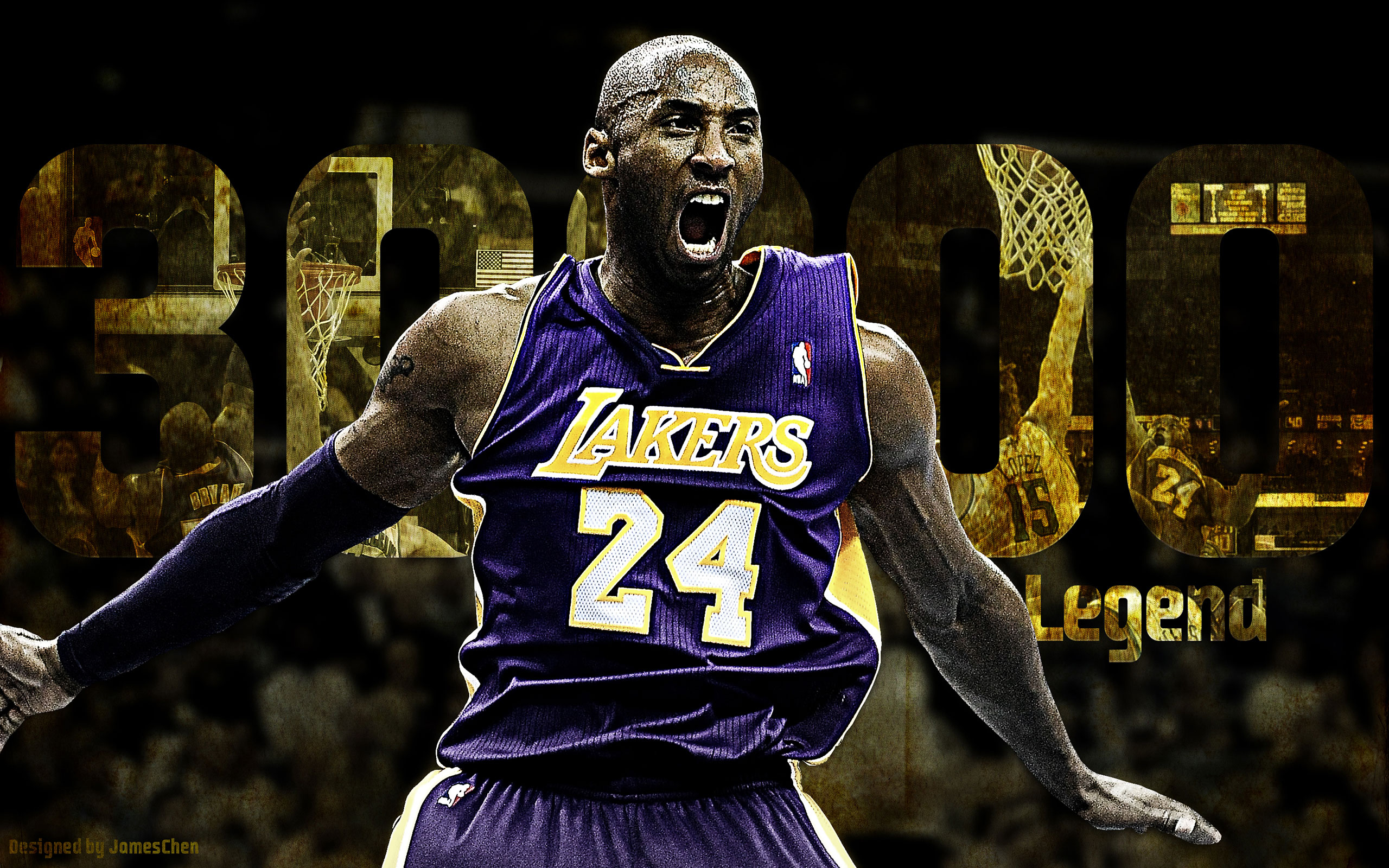Wallpapers de la NBA en HD!
