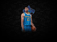 Anthony Davis Hornets Logo 1440x900 Wallpaper