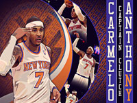 Carmelo Anthony Captain Clutch 2012 1440x1900 Wallpaper