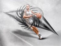 Deron Williams Brooklyn Nets 1920x1080 Wallpaper
