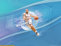 Deron Williams Nets 2013 1920x1200 Wallpaper