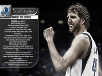 Dirk Nowitzki Career Awards 1440x810 Wallpaper