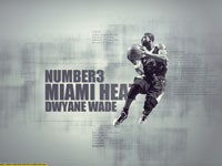 Dwyane Wade Career Achievements 1920x1200 Wallpaper