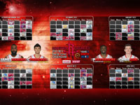 Houston Rockets 2012-2013 Schedule 1920x1080 (Updated) Wallpaper