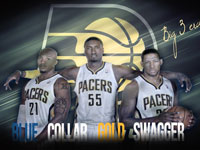 Indiana Pacers 2013 Big 3 1920x1200 Wallpaper