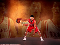 Jeremy Lin Rockets 2012 1920x1200 Wallpaper