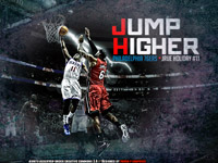 Jrue Holiday Dunk Over James 1600x1000 Wallpaper