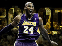Kobe Bryant 30000 Points 2560x1600 Wallpaper