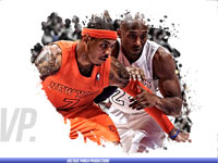 Kobe vs Melo 2013 MVP Race 1440x900 Wallpaper