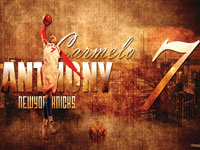 Melo Knicks 2013 1600x900 Wallpaper